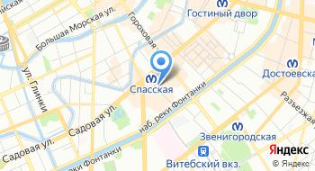 FunCity на карте