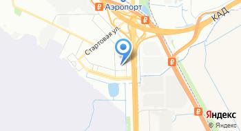 Тактическое пространство Пулково 3 на карте