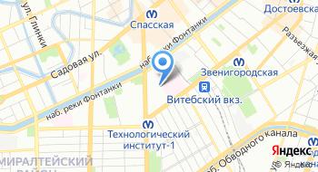 Джи-Эс-Пи Прожект на карте