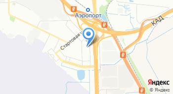 Компания АльВи на карте