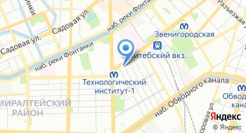 ТПК Берком Складской комплекс на карте
