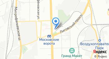 Агентство Прикладной Механики на карте