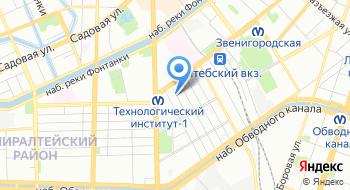 Магна Тэк на карте