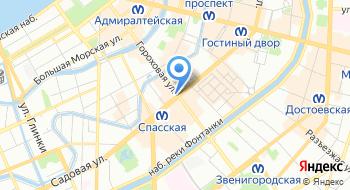 BedAndBike Gorokhovaya на карте