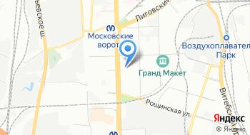 Балтийская Лабораторная Компания на карте