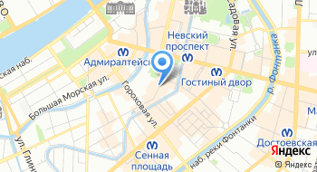 Место встречи Казанская, 7 на карте