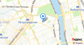 Первый медицинский университет имени академика И. П. Павлова на карте