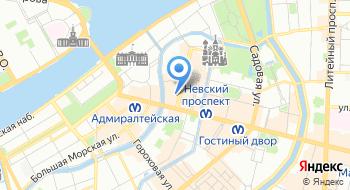 Аравия СПб на карте