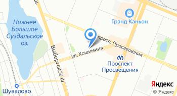 Спутник авто на карте
