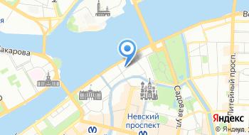 Финские беседки на карте