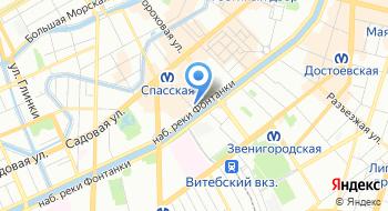 Интернет-магазин LediNail на карте