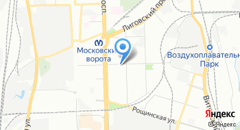 АйТи Лоджик на карте