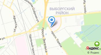 СПб ГБУЗ Противотуберкулезный диспансер № 11 на карте