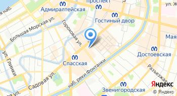 Петербургторгсервис на карте