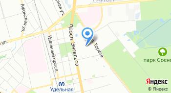 Пневматик СПб на карте