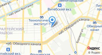 СПб ГБУ Горжилобмен на карте