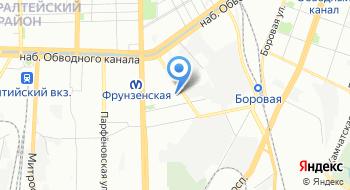 КранПитер на карте