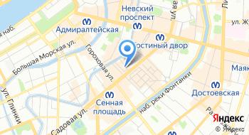 Банк Траст на карте