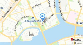 Маркетинговое агентство Диджитал Рисеч на карте