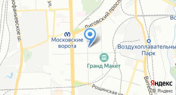 ФГБУ Рослесинфорг Северо-западный лесной проект на карте
