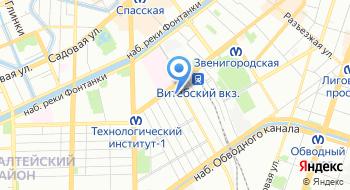 Электронные подписи на карте