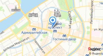 БКС Форекс на карте