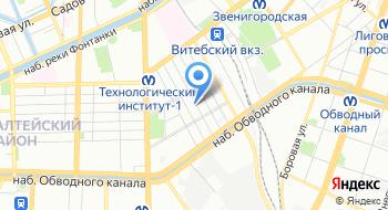 Вингс на карте