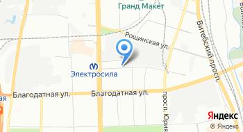Аэроклуб на карте