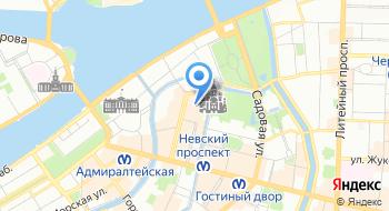 Интернет-магазин Contle.ru на карте