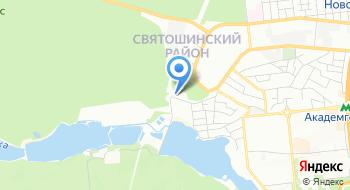 Институт рыбного хозяйства НААН Украины на карте