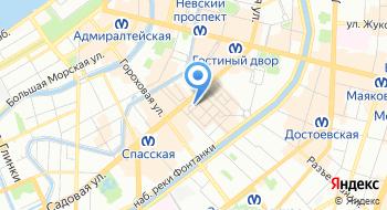 Интернет-магазин ковров в СПБ Царство Ковров на карте