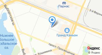 Центр кровли и фасадов на карте