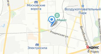 Компания Витерм на карте