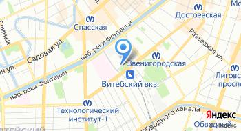 Филиал центрального архива МО РФ Военно-медицинских документов Санкт-Петербург на карте