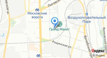 Оркполимерсинтез СПб на карте