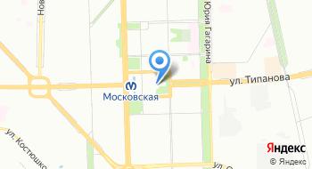 Центр оценки Петербургская недвижимость на карте