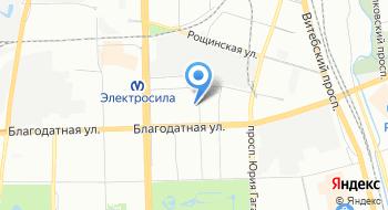 Пром Ленд СПб на карте