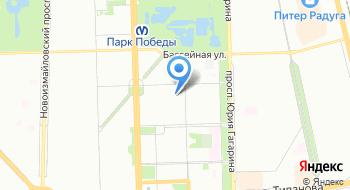 Ладога на карте