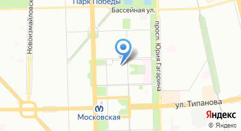 Университет аэрокосмического приборостроения Медпункт на карте