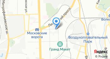 Центр Услуг на карте