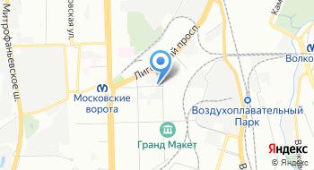 Интернет-магазин Holtzshoes.ru на карте