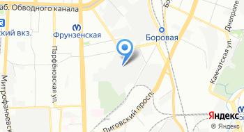 Офисная мебель СПб-Офис на карте