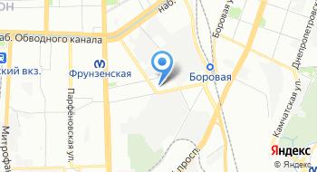 Мини-отель Акцент на карте
