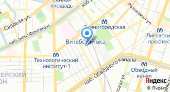 Комплектсервис на карте