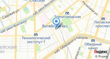 ПромФрост на карте
