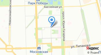 Интэком на карте