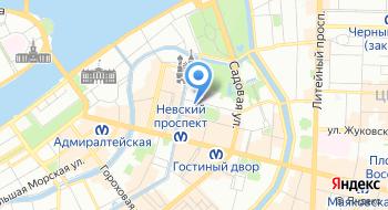 Михайловский театр оперы и балета на карте