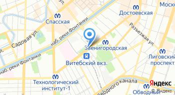 Конфекцион на карте
