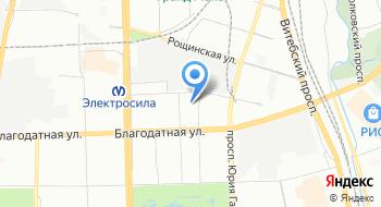 Институт Теплоэнергетики на карте