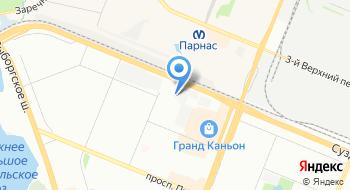 Компания Петропласт, склад на карте